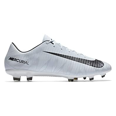 Amazon.com: NIKE Mercurial Veloce III Blue-Tint/Black-White ...