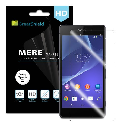 Sony Xperia Z2 Screen Protector (Matte) - 5
