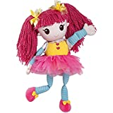 """Adora Mixxie Mopsie Hugsy Daisy - 16"""" Soft  Interchangeable Play Set Doll for Kids Aged 4 years & up"""