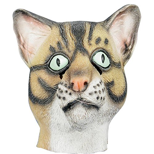 Cat Costume Mask (Realistic Masks For Sale)