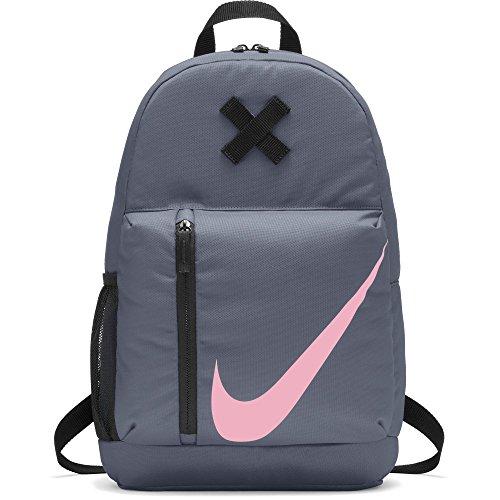 25f7d5d25e4 NIKE Kids  Elemental Backpack, Ashen Slate Black Pink, One Size   W ...