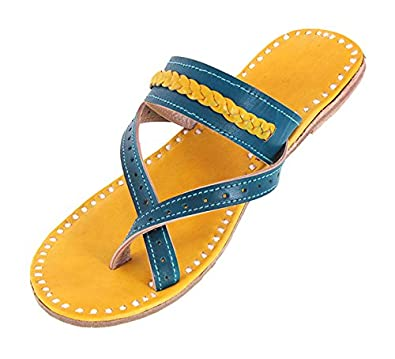 9c0750c8d Craft Play Women s Leather Sandals  Buy Online at Low Prices in ...