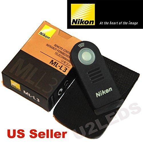 Nikon ML-L3 MLL3 Wireless Remote Control D610 D5300