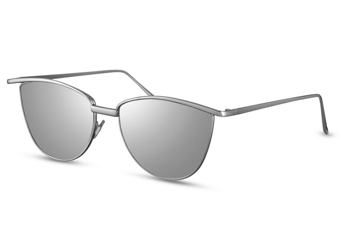 Kinder Polarisiert Sonnenbrille verspiegelt Polarized Aviator für Jungen und Mädchen Etui 3025k (Silberverspiegelt/Silber) qLM1Xjvv