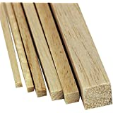 Balsa Strip (3/16x3/16x36) (Pk10) by Other