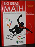 Big Ideas Math (Red) Teaching Edition, larson, 1608402304