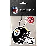 Pro Specialties Group NFL Pittsburgh Steelers Helmet Air Freshener