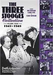 3 Stooges Vol 4