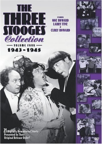 Columbia Classic Series - The Three Stooges Collection, Vol. 4: 1943-1945