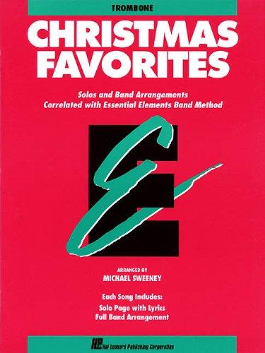 Essential Elements Christmas Favorites: Trombone