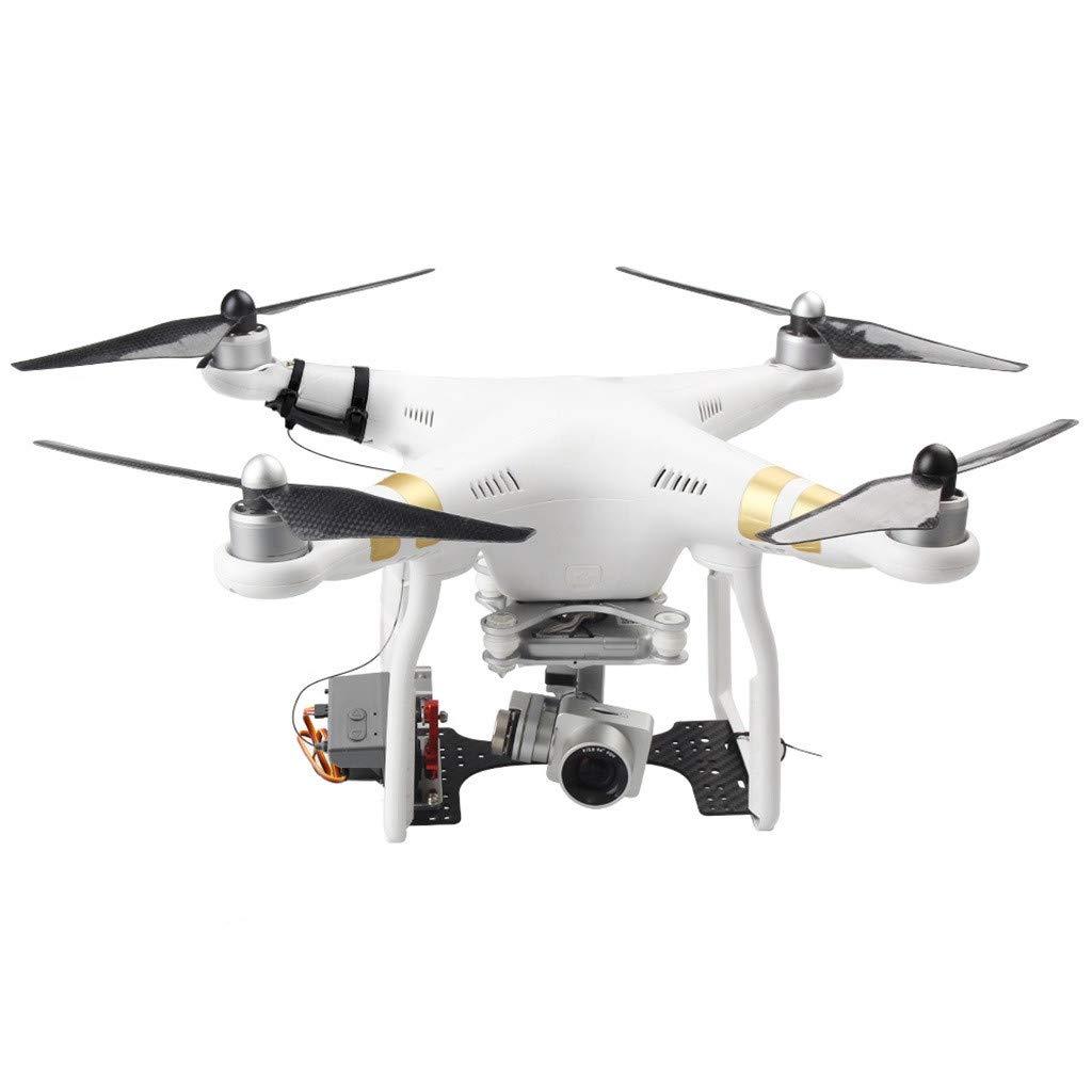 Quickatch, compatible con DJI Phantom 3/ 3Pro Series Drone Clip ...