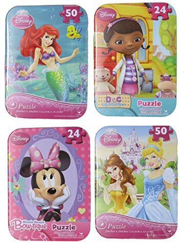 Princess Mermaid McStuffins Bow tique Puzzles