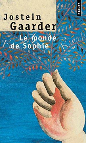 le-monde-de-sophie-roman-sur-lhistoire-de-la-philosophie-points-editions-du-seuil-french-edition