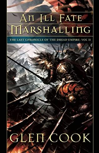 book cover of An Ill Fate Marshalling