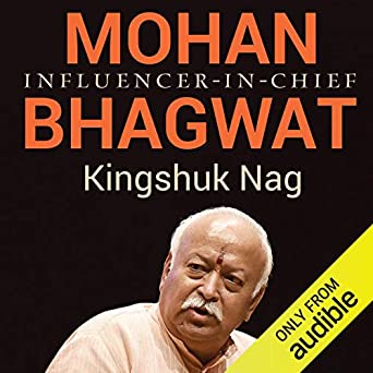 Amazon com: Mohan Bhagwat: Influencer-in-Chief (Audible Audio