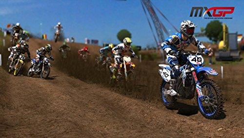 MXGP 14: The Official Motocross Videogame by Bandai (Image #37)