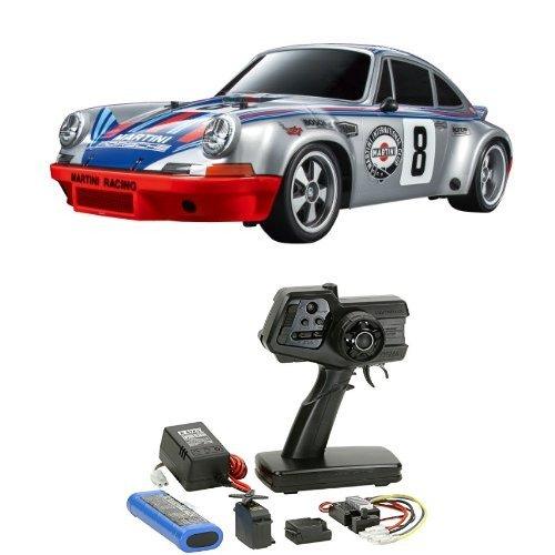 古典 【セット商品】 タミヤ 1 B01M7X0EK0/10 電動RCカーシリーズ No.571 + ポルシェ 911 ポルシェ カレラ RSR + ファインスペック 2.4G 電動RCドライブセット タミヤRCカースターターセット B01M7X0EK0, ハクバストア:3594227c --- diceanalytics.pk