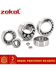 Ochoos Bearing 2207 2RS 1507-2RS Self-aligning Ball Bearing 35 * 72 * 23mm