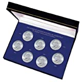 American Coin Treasures Complete Eisenhower Dollar Collection in Brilliant Uncirculated Condition