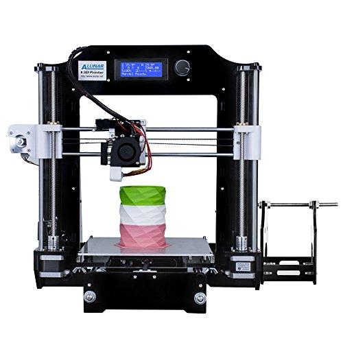 ALUNAR 3D Desktop Printer Prusa i3 DIY