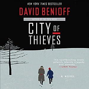 City of Thieves Audiobook