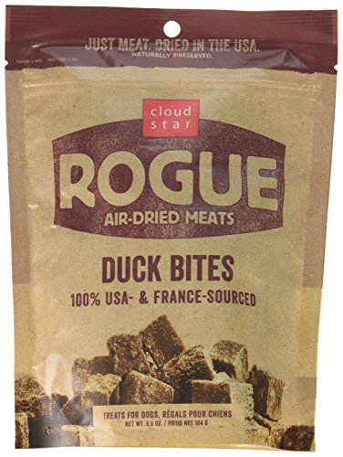 Rogue Air Dried Dck Bites 6.5Z