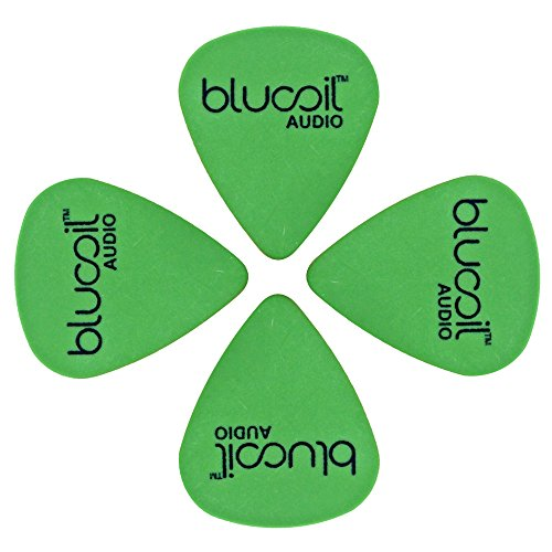 Boss NS-2 Noise Suppressor Effects Pedal –INCLUDES– Blucoil Power Supply Slim AC/DC Adapter for 9 Volt DC 670mA AND 4 Pack of Guitar Picks by blucoil (Image #7)