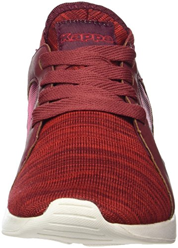 Dark 2520 Red Kappa Sneaker Red Unisex Rot Around Erwachsene nwwqOvTZ