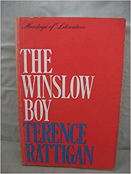 Book Winslow Boy (Heritage of Literature)