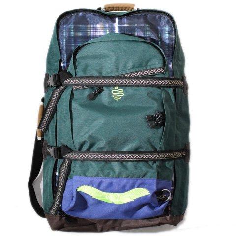 (アールディーズ) ALDIES Big Pack トラベルサイズ ビッグ バックパック Free グリーン B07BQP5GZ4
