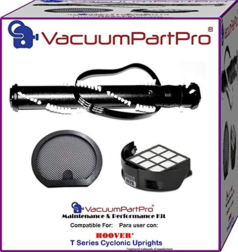 Bagless Series - Vacuum Part Pro Special Maintenance Kit For Hoover T Series Bagless Upright Vacuum Cleaners