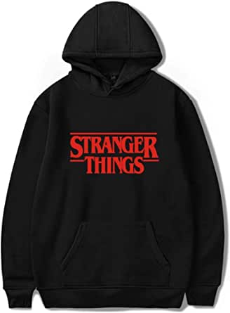 Flyself Unisex Stranger Things Hoodies Sports Casual TV Series Long Sleeve Sweater Pullover Jumper for Men Women Teen