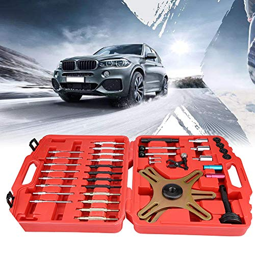 Self-Adjusting Clutch Tool Kit, 38pcs Universal Clutch Alignment Setting Tool for Most Vehicles Such as BMW Ford Renault Mercedes Opel by Estink (Image #4)