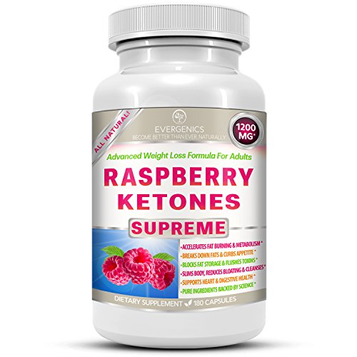 Raspberry Slimming All Natural Capsules Ingredients