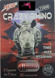 SUPER POWER CRAZY RHINO 15000 7 DAYS energy DAYS energy RED R-ZONE 12PK LIMITED EDITION FOR A NIGHT YOU'LL NEVER FORGET AND WILL LEAVE YOUR PARTNER BEGGING FOR MORE PLUS FREE LOVE POTION EXCLUSIVE PEN