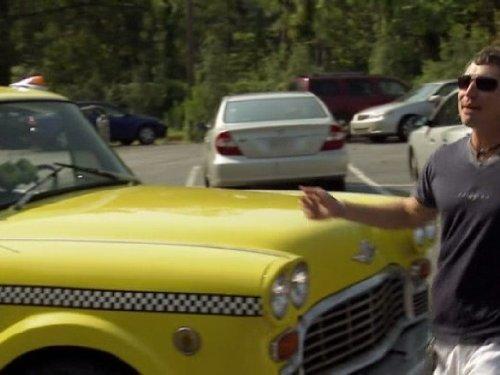 (Wacky Taxi/Oliver North Sword)