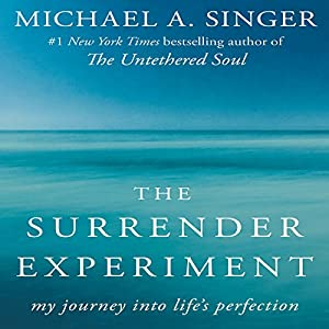 The Surrender Experiment | Livre audio