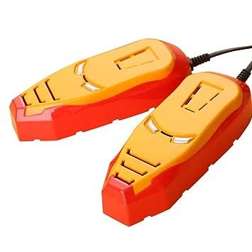 FGVNM 1 Par de Dibujos Animados Secador de Zapatos Desodorante Esterilizador Eléctrico Portátil Zapatos Multifuncionales Calentador de Secado para Zapatos ...