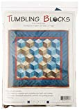 tumbling blocks quilt Rachel's Of Greenfield Tumbling Blocks Quilt kit