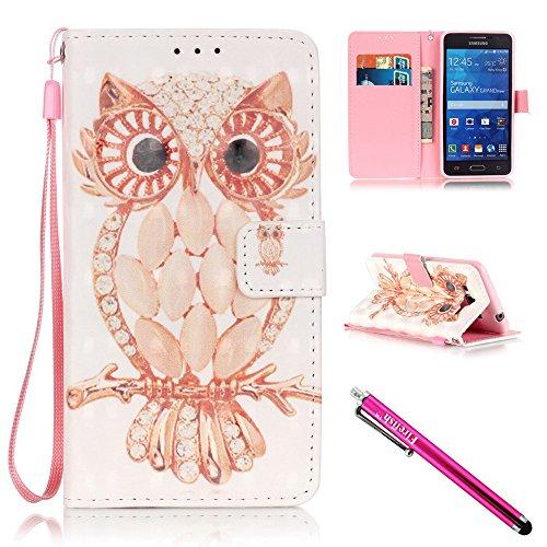 Galaxy Firefish Kickstand Samsung G5308 Owl