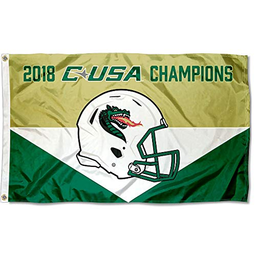 Uab Blazers Logo - College Flags and Banners Co. UAB Blazers 2018 CUSA Conference Football Champions Flag