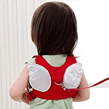 Baby Anti Lost Toddler Learning Walking Safety Harness Leash Strap Rope Child Backpack for 1-8 Years Old Kids