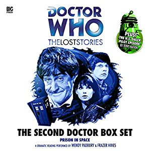 The Second Doctor Box Set Radio/TV Program