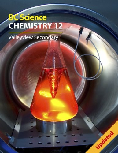 Download BC Science Chemistry 12: Valleyview Secondary pdf