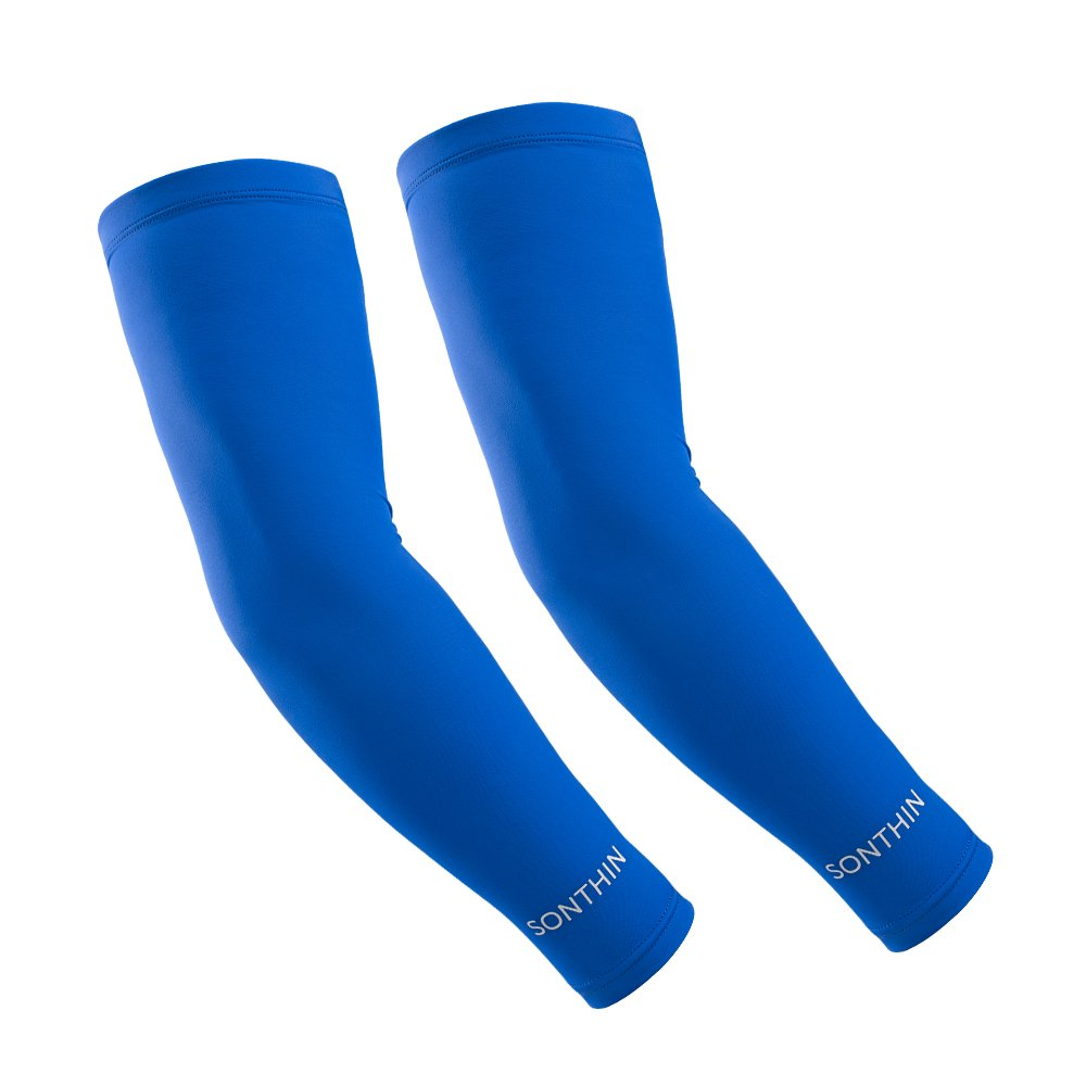 SONTHIN Arm Sleeves UV Protection Compression Sun