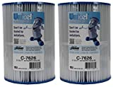 Unicel C-7626-2 Replacement Filter Cartridge (2 Pack)