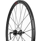 zipp firecrest 202 clincher - Zipp 202 Firecrest Carbon Clincher Disc Brake Road Wheel Black, Front, 6 Bolt