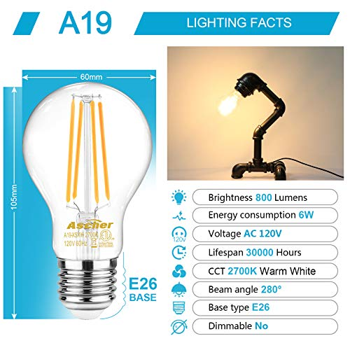Buy led light bulbs e26 warm white