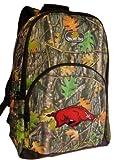 University of Arkansas Backpacks Official CAMO Arkansas Razorbacks Backpack