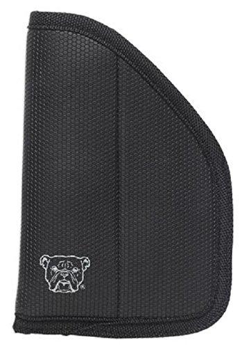 Bulldog Cases Super Grip Holster Size Medium, Black